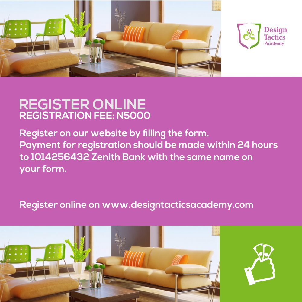 certificate in interior design